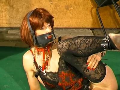 Fisting beim BDSM für die Transe