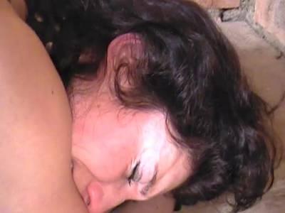 Hardcore Fetisch im Keller